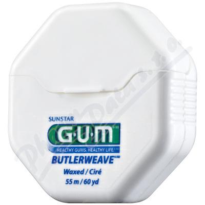 GUM nit Weawe voskovaná 54.8m G1155MA