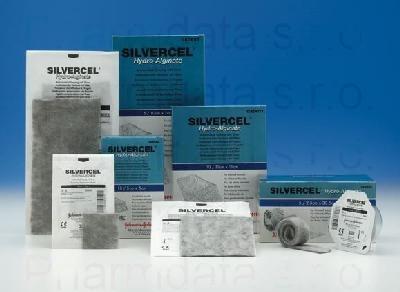 Krytí Silvercel Hydroalginate 11x11cm 10ks