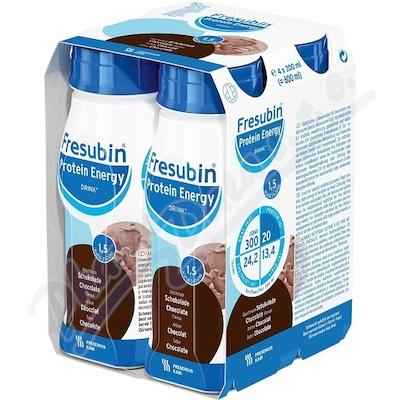 Fresubin Protein Energy čokoláda por.sol.4x200ml