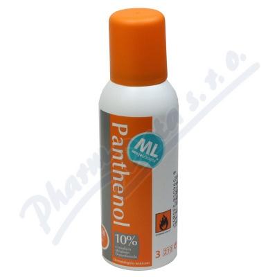 Panthenol 10% spray 150ml Moje lékárna
