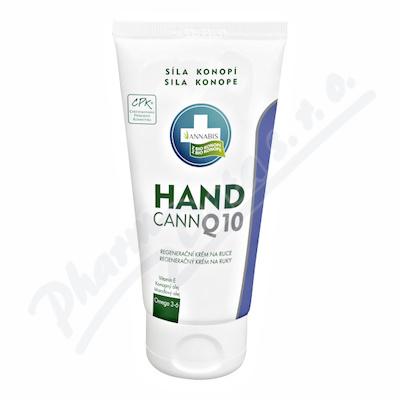 Annabis Handcann Q10 regenerační krém na ruce 75ml